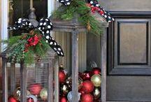 Christmas decor ideas / Christmas