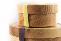 """Eshly"" LunchBox aus Holz"