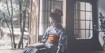 Japan in 1868 - 1912 (Meiji Period) / Photo by Tamamura Kozaburo, Felice Beato, Kusakabe Kimbei, Herbert Ponting and others.