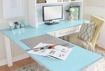 Home Office / Decoration and organization inspiration for your Home Office