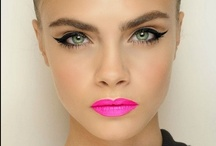 Makeup  / by Carolina Barreto