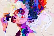 Ilustración / #Ilustracion #ilustration  / by Area Visual