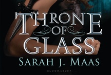 Throne of Glass by Sarah J. Maas / A Heart of Ice. A Will of Steel. Met the Assassin.