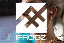 IFROGZ Audio / WIRELESS EVOLVED Bluetooth Introducing a wireless experience that amplifies your world. #IFROGZ #ZAGG #lifeunleashed