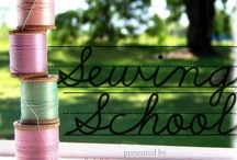 Sew Helpful! How to touts! / by Laura Bednar Deacetis