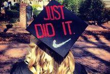 Graduation :) / by Liz Dodson