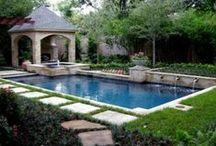 Backyard Pool / by Brooke Milam