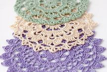 Crochet - Doilies / by Catherine Lutes