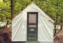 CAMP / Rustic Travel Options