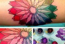 Tattoos / by Laura Pinheiro
