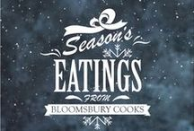 Season's Eatings from Bloomsbury Cooks / Eat, drink and be merry this Christmas with 12 inspirational recipes from some of the best in the business, including Tom Kerridge, Heston Blumenthal, Hugh Fearnley-Whittingstall and Paul Hollywood.  You can download our Season's Eatings recipe collection for free when you sign up to the Bloomsbury Cooks newsletter here: https://www.bloomsbury.com/uk/seasons-eatings/30/ / by Bloomsbury Publishing