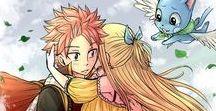 Fairy Tail / meu painel é sobre o melhor anime de magia que conheço