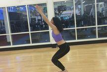 Yoga for mindfulness / Yoga poses, yoga practice, mindfulness, meditation, yoga wear, working women
