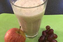 Milkshake / Healthy milkshake, weight loss ideas
