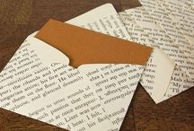 Book art / Creative ways with books / by Ingrid Duffy