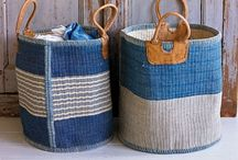 Baskets: you can never have too many / by Ingrid Duffy