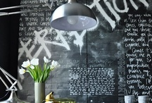Blackboards / by Ingrid Duffy