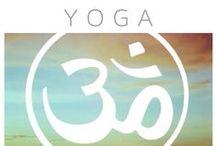 Yoga ॐ / by Phoebe Bruce