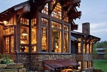 Fantasy Dream Home / If I ever win a huge lottery.....