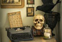 Halloween / by Amanda Dawson