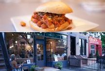 For the tastebuds / NYC restaurants to try  / by Alisa Finkelstein