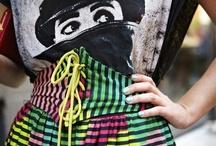 "Threads / ""I am what I wear, and how I dress"" -AIDA"