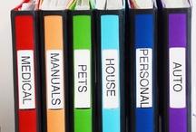 Storage and Organization Solutions / by Daisy Howard Kimbro
