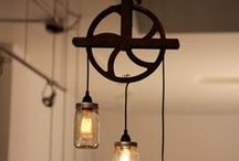 Upcycle = Cool Stuff / ...making icky stuff into really cool stuff!...  / by Sherri Perez MacDonald