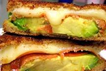 Salad Soup Sandwich / by Aromaology
