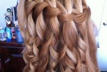 Hair  / Demos & Tutorials for hair styles plus tips / by Michele Carlson