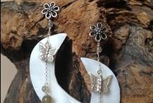 Orecchini/earrings  / Handmade jewels create in my laboratory