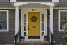 + Entryway/Front of House + / by Jane Wunrow