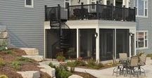 Screened Porch & Outdoor Living