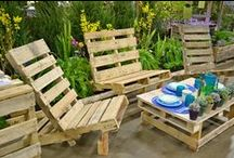 Pallet and Crate Projects / by Michele Carlson