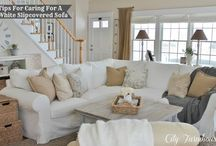 Home inspirations / Interior paint colors  / by Sarah Stephens