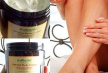 Face and Body Creams / Go beyond the ordinary to reveal skin so gorgeous that your unique beauty radiates from the inside out.  These natural creams and lotions are specially formulated with a combination of rich moisturizers and emollients to smooth away dryness and lavish skin with luxurious softness.  With Cocoa Butter, Kukui and Avocado Fruit oils that channel moisture deep into the skin's surface. These rich formulas leave skin velvety-smooth all day and all night.