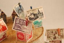 All things postal...stamps, envelopes et al / by Ingrid Duffy