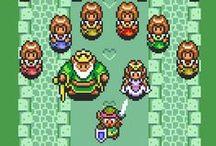 Legend of Zelda / by Dolly Van Fossan