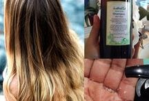 Oily Hair Shampoo / Natural Oily Hair Solutions. Herbal Formulas That Help Balance and Refresh.