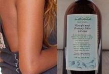 Chicken Skin Bumps - Keratosis Pilaris / You Can Finally Treat Those Annoying Back-of-the- Arm Bumps and More.This all natural lotion smoothes and softens your skin as it helps to gently, naturally unclog pores to reveal bump free skin.