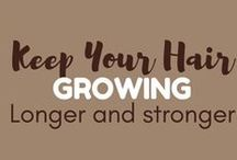 Keep Your Hair Growing