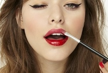 Beauty (makeup and such) / by Sandra Kafka