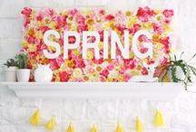 HOLIDAYS | spring / by Abby Hamilton