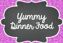 Yummy Dinner Food
