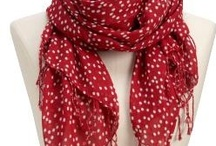 wear this:: ::scarves / scarves & how to wear them / by Kathleen Clay