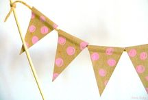 Celebration Inspiration / Birthday Party and Other Celebration Ideas / by Amy Ripper