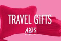 Travel // Axis / Axis is an award winning promotional marketing agency, with a knack for branded merchandise.  Say hello: marketing@axispromo.com