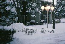 bon hiver / by Niela J