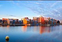Groningen, onze thuishaven / Groningen is een bruisende stad met een rijke historie, gelegen in het noorden van Nederland.