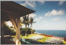 Bali Wedding Venues / Perfect venues in Bali for your Big Day